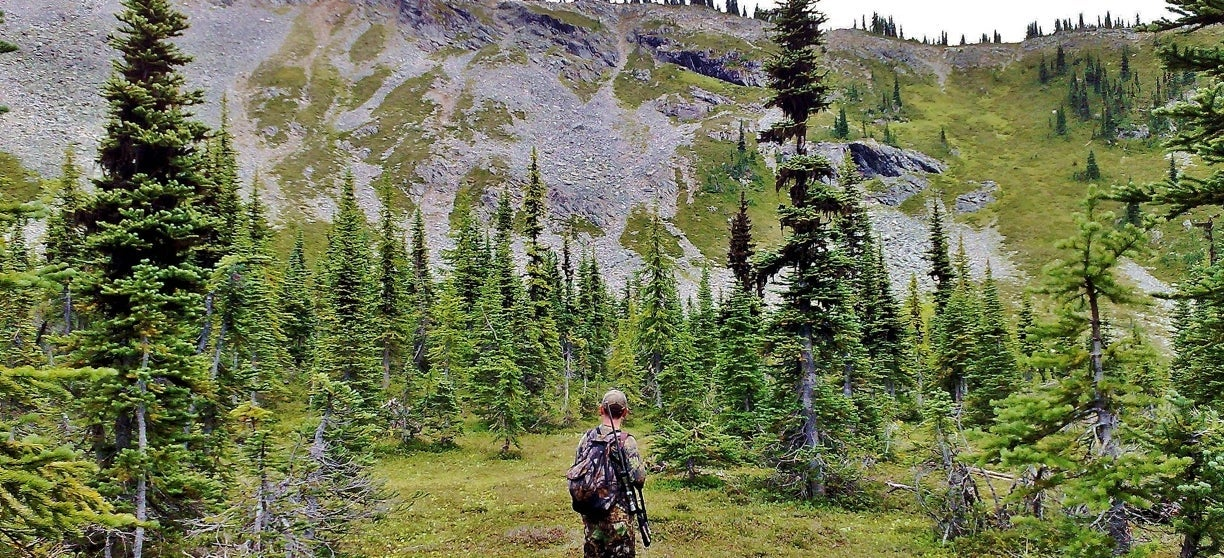 Hunting & hiking near Manning Park