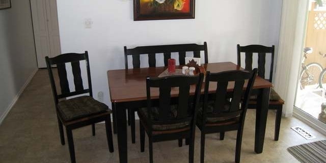 The Dining Table at 2238 Princeton Summerland Road